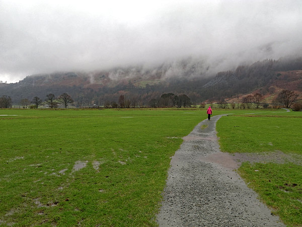 Wet Langdale Valley