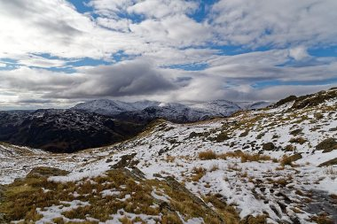 View from near Blea Rigg