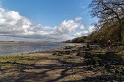 Heading towards Arnside
