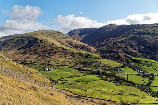 Towards Seat Sandal and Hause Gap