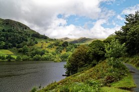 Path & Rydal Water